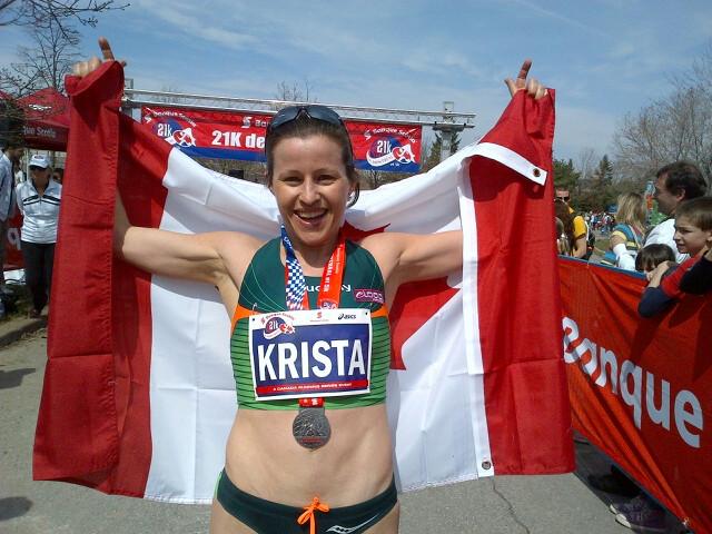Krista-w-flag-at-BS21KdeMtl13-IMG-20130428-00381