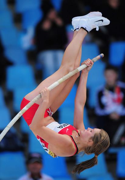 Alysha+Newman+IAAF+World+Youth+Championships