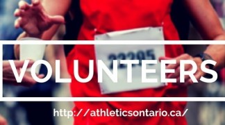 Athletics Ontario announces partnership with Toronto Track Volunteers