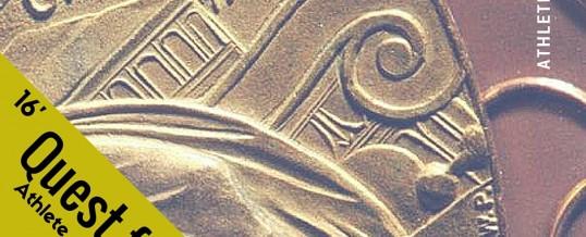 Quest for Gold 2015 – 2016 Athlete Announcement (Final List)
