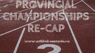 10,000m Outdoor Championships Re-Cap