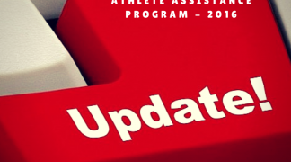 Quest for Gold Athlete Assistance Program * Criteria Updated
