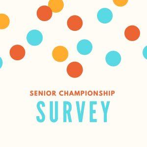 Senior Championship