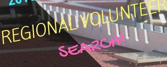 Regional Volunteer Search