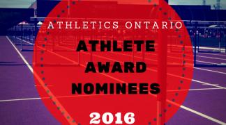Athletics Ontario Announces Able-Body Athlete Award Nominees