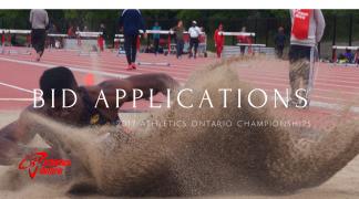 2017 AO Championships Bid Application and Deadlines