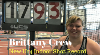 Brittany Crew Sets New Record