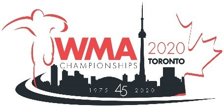 2020 World Masters Athletics Championships in Toronto