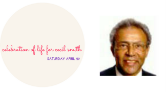 Celebration of Life service for Cecil Smith
