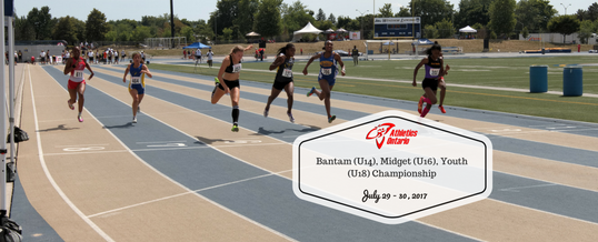 Important information and updates for the upcoming Ontario Championship event in Brampton