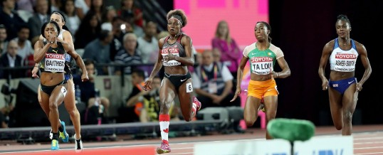 IAAF World Championships Results