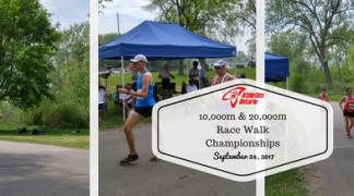20K Race Walk Championships – September 24