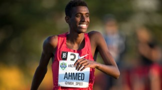 Another Canadian Record! Mohammed Ahmed sets new 3000m Record