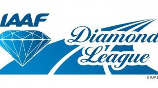 Aaron and Alysha at IAAF Diamond League