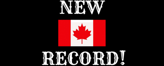 Brittany Crew Breaks National and Provincial Indoor Shot put Record