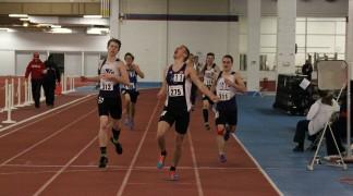 AO Indoor Championship Series Meet #1 Recap
