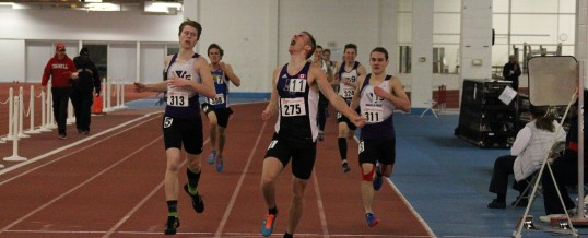 AO Indoor Championship Series Meet #1 Recap