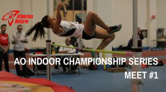 2018 AO Indoor Championship Series Meet #1