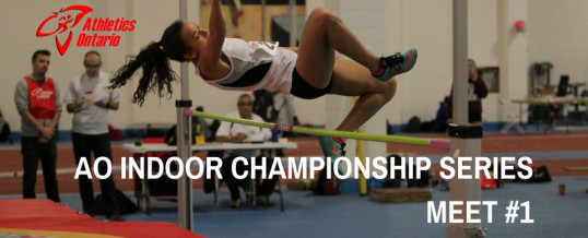 2018 AO Indoor Championship Series Meet #1