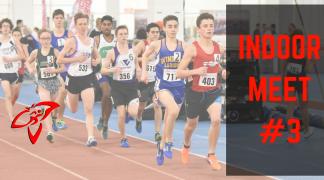 Athletics Ontario Indoor Meet #3 – Event Preview