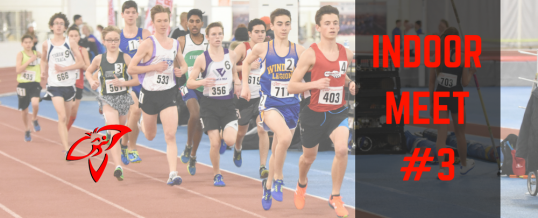 Athletics Ontario Indoor Meet #3 – Event Preview
