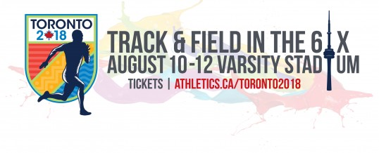 Track and Field in the 6ix: Volunteer Registration Form