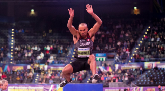 Warner and Newman Bring TWO New Canadian Records Home